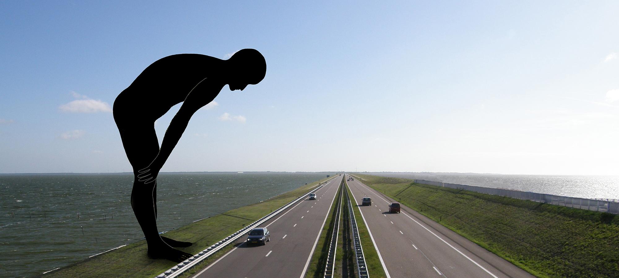 Public Art sculpture-Netherlands-BlokLugthart
