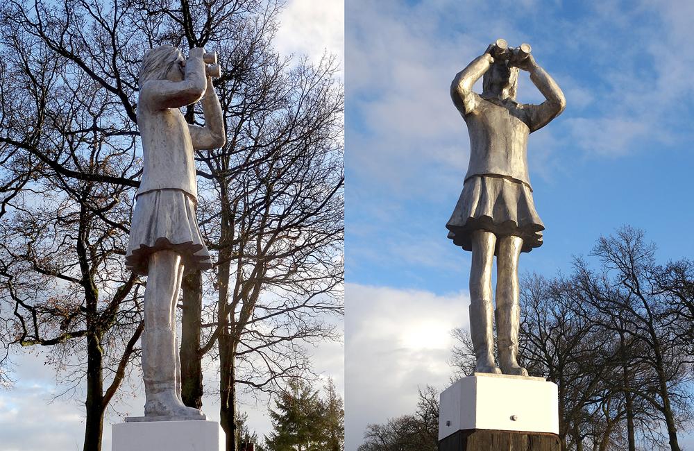 Public Art BlokLugthart Ter Apel