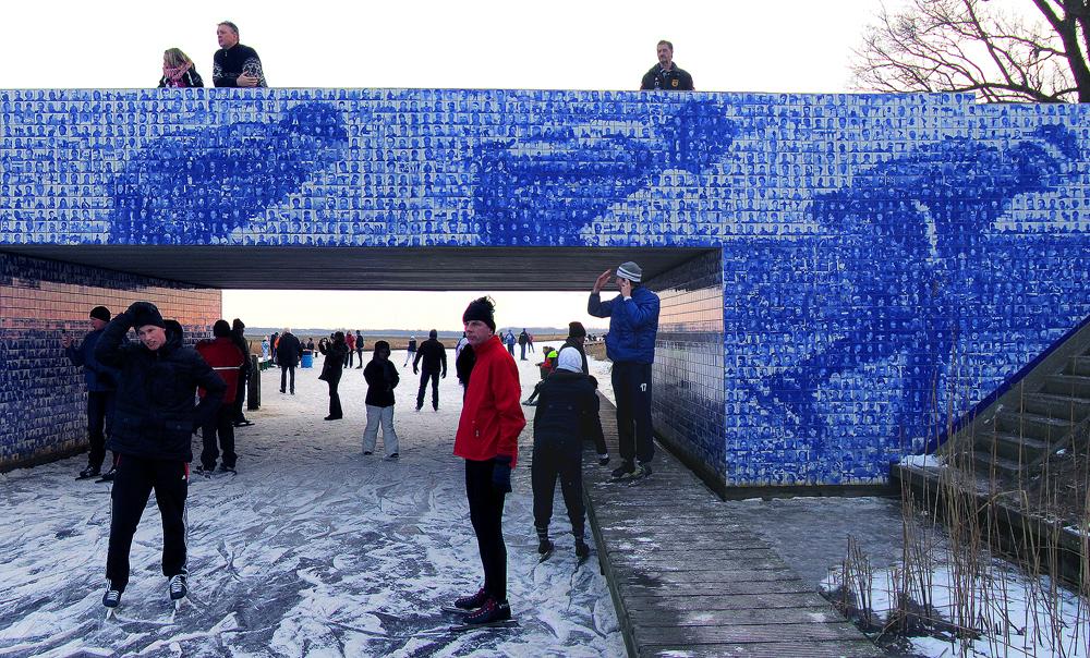 Public-Art-Elfstedenmonument- BlokLugthart