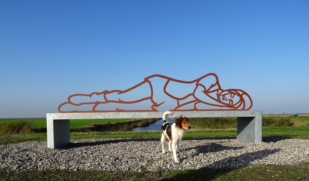 Public Art-Noordpolderzijl-BlokLugthart