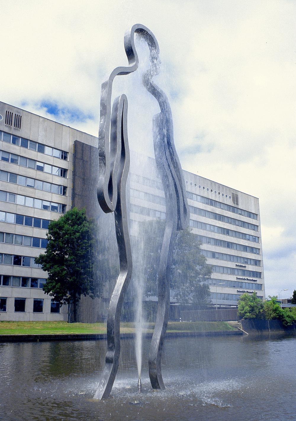 Public Art-University Groningen-BlokLugthart