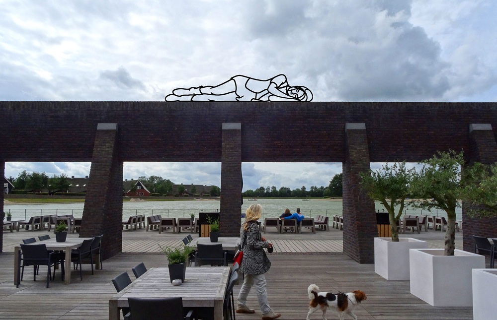 Public art-Hof van Saksen-BlokLugthart 2