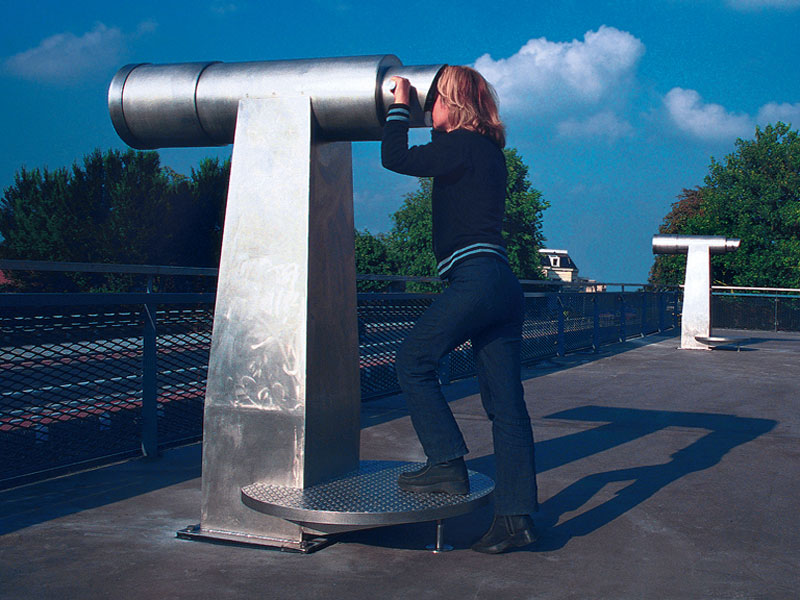 public art sculpture Leeuwarden-BlokLugthart